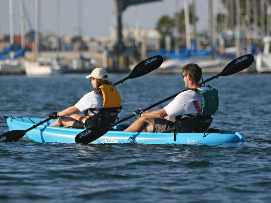 Hobie Paddle Kayaks